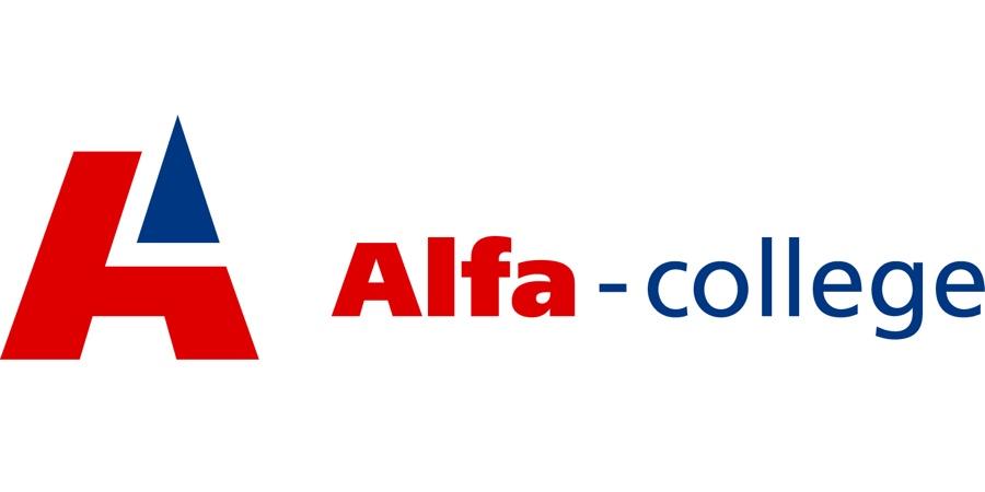 logo van Alfa College
