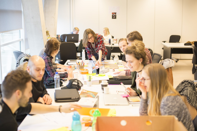 Workshop design thinking NHL